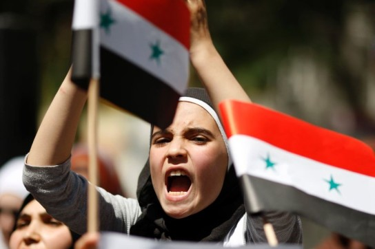 Syria Article